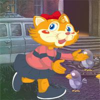 play Cat Girl Escape