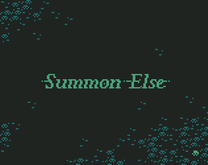 Summon Else game