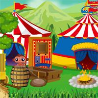 Gb-New-Year-Circus-Escape game