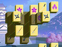 play Japan Castle Mahjong
