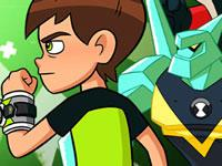 World Rescue - Ben 10 game