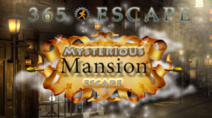 365 Mysterious Mansion Escape game