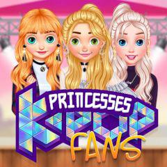 play Princesses Kpop Fans
