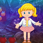play Winsome Girl Escape