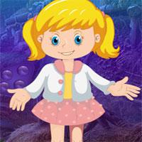 play Games4King Winsome Girl Escape