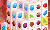 play Mahjong Dimensions: Candy