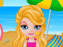 play Baby Abby Summer Activities