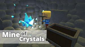 play Kogama Mine Of Crystals