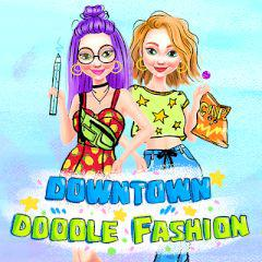 play Downtown Doodle Fashion