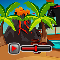 Island Beach Escape Game Walkthrough game