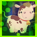 play Little Milky Cow Escape