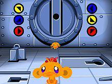play Monkey Go Happy - Stage 1