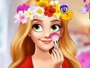 Princess Flower Crown game