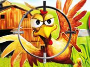 Classic Chicken Shooting game