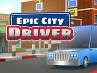 Epic City Driver game