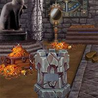 Escape From Ancient Treasures House game