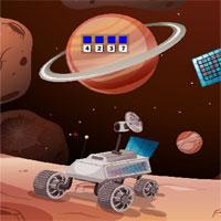 Cosmonaut Escape game