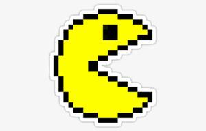 Pacman Adventure game