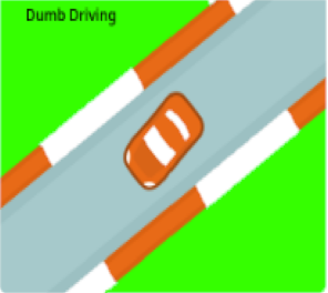 Dumb Rando Driving game