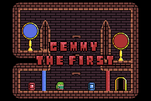 Gemmy The First game