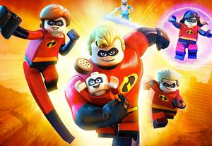Lego® The Incredibles game