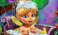 play Pixie Baby Bath