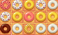 Donuts Match game