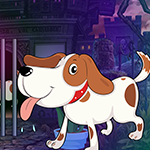 Jack Russell Terrier Dog Escape game