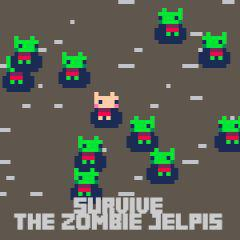 Survive The Zombie Jelpis game