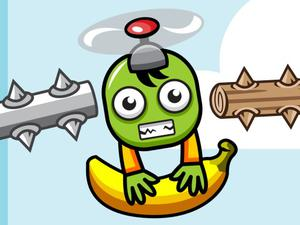 Banana Copter Swing game