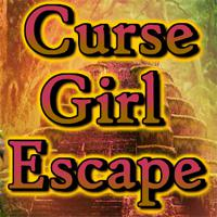 G2R Curse Girl Escape game