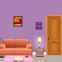 play Cute-Violet-Room-Escape