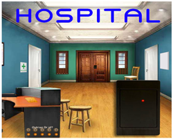 Hospital Escape game