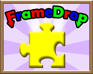 Frame Drop game
