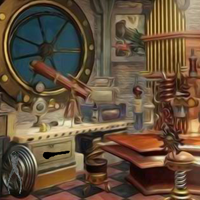 Fun Escape Games Steampunk Fun Escape game