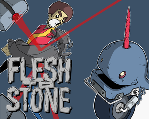 Flesh To Stone game