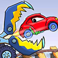 play Car Eats Car Evil Cars