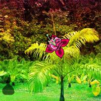 Big Fantasy Tropical Garden Escape game