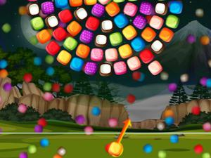 play Bubble Shooter Candy Wheel