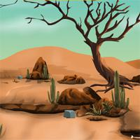 Games4Escape Fennec Fox Desert Escape game