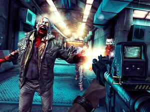play Dead Target Zombie Shooter