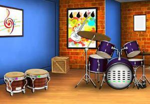 play Musician Studio Escape