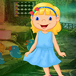 Chirpy Girl Rescue game