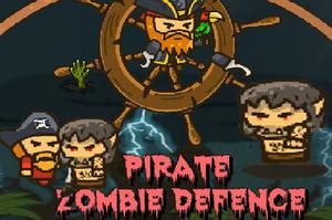 play Pirate Zombie Defence