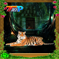 play Top10 Rescue The Tiger