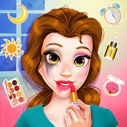play Princess Daily Skincare Routine