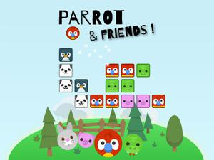 play Parrot And Friends