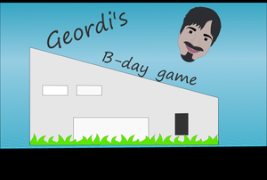Geordi'S B-Day Game game