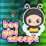 Bee Girl Escape game