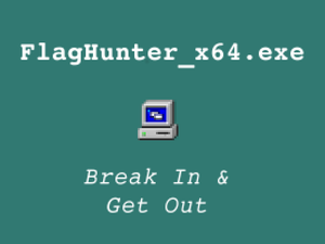 Flaghunter_X64 game